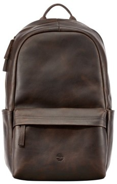 Timberland Men's Tuckerman Leather Backpack - Brown