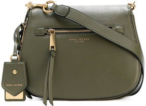 Marc Jacobs Recruit Nomad saddle bag - GREEN - STYLE