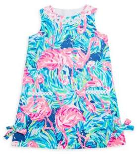 Lilly Pulitzer Toddler's, Little Girl's & Girl's Printed Cotton Dress