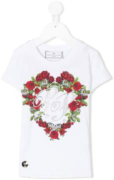 Philipp Plein Junior Granith T-shirt