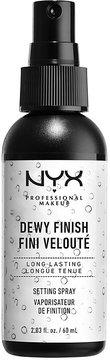 NYX Professional Makeup Dewy Finish Setting Spray