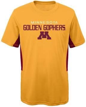 NCAA Boys 8-20 Minnesota Golden Gophers Mainframe Performance Tee