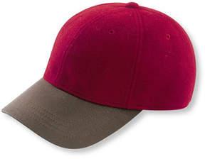 L.L. Bean Wool-Blend Ball Cap