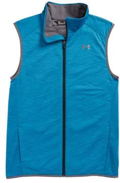 Under Armour Boy's Coldgear Reactor Hybrid Vest