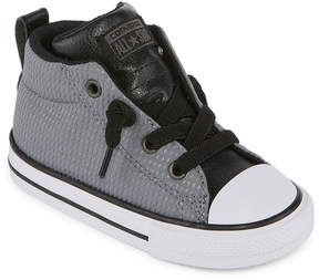 Converse Chuck Tayor All Star Street Mid Boys Sneakers - Toddler