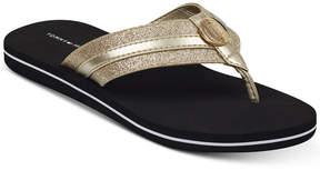 Tommy Hilfiger Capes Flip Flops Women's Shoes