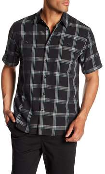Quiksilver Waterman Collection Island Job Update Regular Fit Shirt