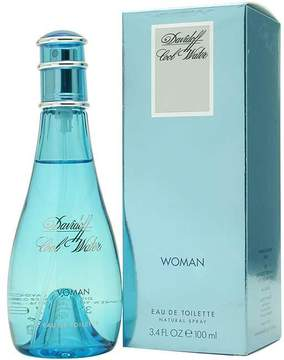 Davidoff Cool Water - Eau De Toilette Spray for Women 3.4 oz.