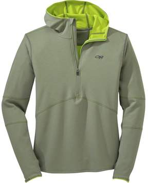 Outdoor Research Shiftup Half-Zip Fleece Hooded Jacket - Men's