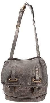 Saint Laurent Metallic Besace Bag