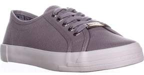 Bebe Sport Dane Lace Up Fashion Sneakers, Grey.