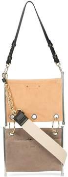 Chloé Roy Double Shoulder Bag
