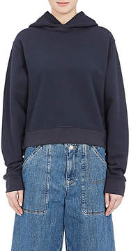 Acne Studios Women's Bale Side-Laced Cotton Hoodie
