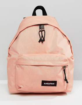 Eastpak Padded Pak'r Backpack In Blush