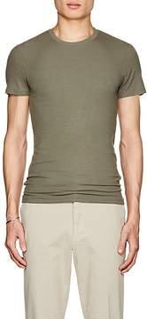 ATM Anthony Thomas Melillo Men's Rib-Knit T-Shirt