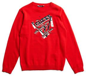 GUESS Logo Sweatshirt (7-18)