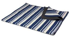 Picnic Time 'Xl' Blanket Tote - Blue