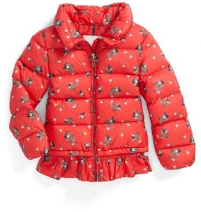 Moncler Girl's Anette Water-Resistant Down Jacket