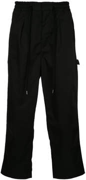 Monkey Time Straight Leg Trousers