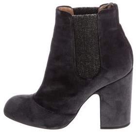 Laurence Dacade 2017 Mila Velvet Boots
