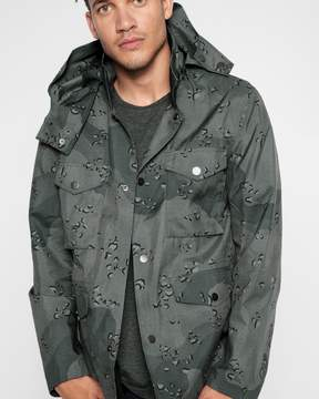 7 For All Mankind Army Jacket in Tonal Camo