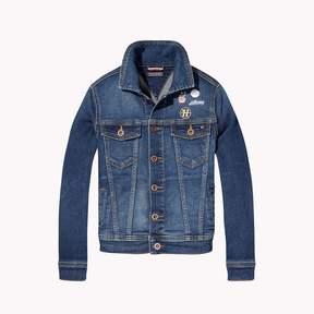 Tommy Hilfiger TH Kids Denim Trucker Jacket