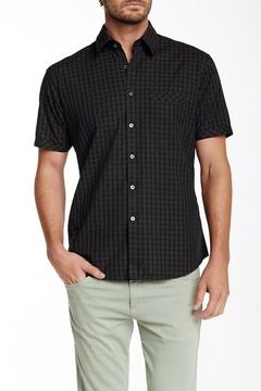 James Campbell Pauley Short Sleeve Regular Fit Shirt