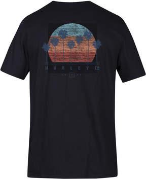 Hurley Men's Sundowner Premium Graphic-Print T-Shirt