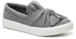 Mia Women's Zoe Bow Slip-On Sneaker