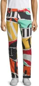 Moschino Multicolored Jeans