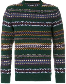 Barbour Fairisle sweater