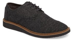 Toms Men's 'Classic Brogue' Cotton Twill Derby