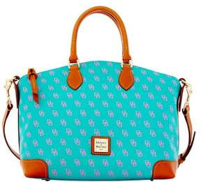 Dooney & Bourke Gretta Satchel - SPEARMINT LAVENDER - STYLE