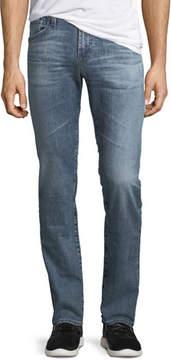 AG Jeans Matchbox Stretch-Denim Jeans