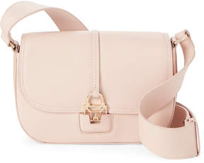 Patrizia Pepe Butterfly Rose Glam Easy Leather Crossbody