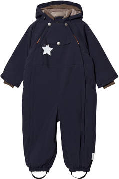 Mini A Ture Blue Nights Wisti Snowsuit