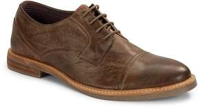 Ben Sherman Men's Distressed Lace-Up Oxfords