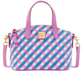 Dooney & Bourke Elsie Ruby Bag Top Handle Bag - PINK SKY BLUE - STYLE
