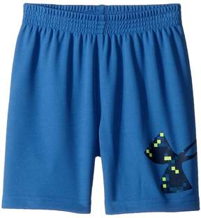 Under Armour Kids Digi Camo Striker Shorts Boy's Shorts