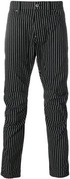 G Star G-Star slim striped trousers