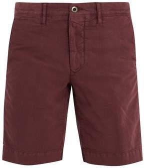 Incotex Mid-rise chino shorts