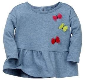 Tea Collection Dealan-de Applique Tunic (Baby Girls)