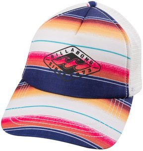 Billabong Heritage Mashup Striped Trucker Hat 8149905