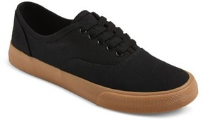 Mossimo Women's Aubrianna Gum Sole Sneakers Black