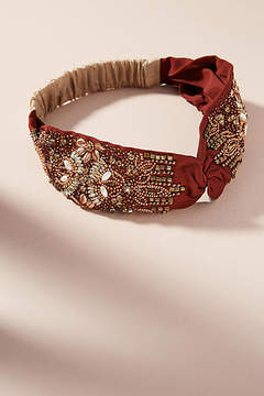 Anthropologie City Nights Headband