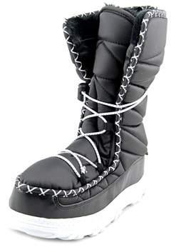 Khombu Sasha Round Toe Synthetic Snow Boot.