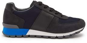 Prada Tri-colour low-top trainers