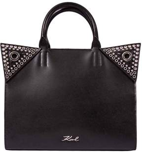 Karl Lagerfeld K/rocky Choupette Shopping Bag