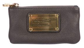 Marc by Marc Jacobs Leather Zip Pouch