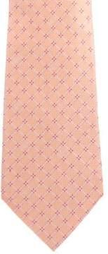 Loewe Printed Silk Jacquard Tie